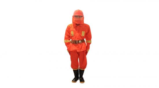 97款消防战斗服