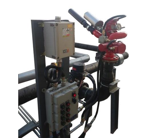 电控PLKD隔爆系列消防炮