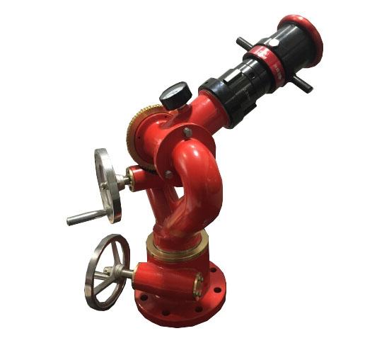 PS20-40W手动消防水炮