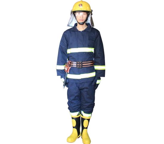 02款灭火防护服