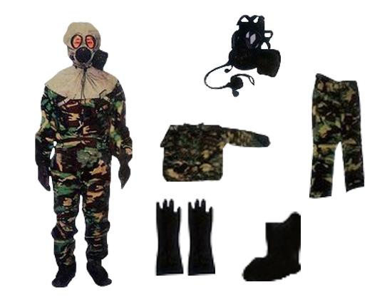 防核防化服