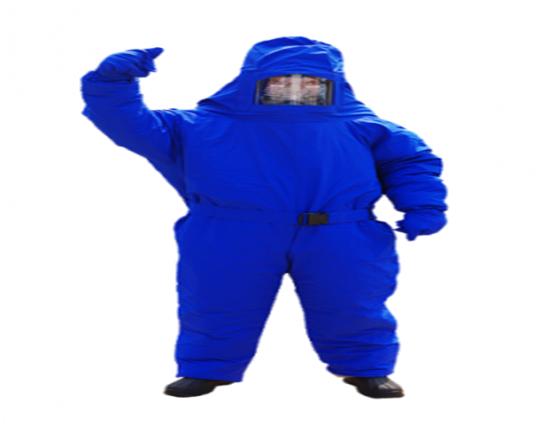 液氮防护服(带背囊)
